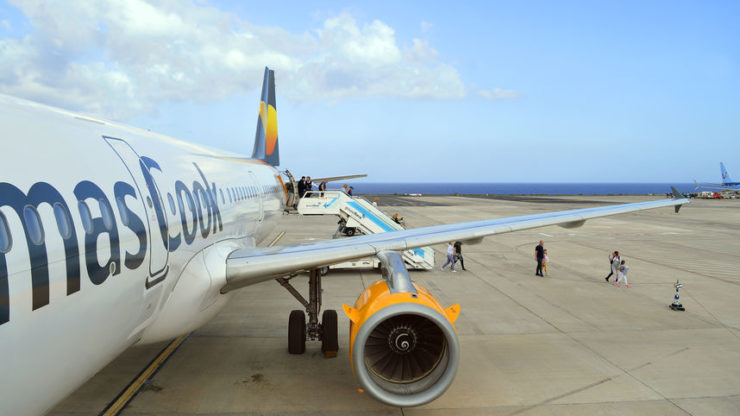 Thomas Cook share price slumps amid administration prospects