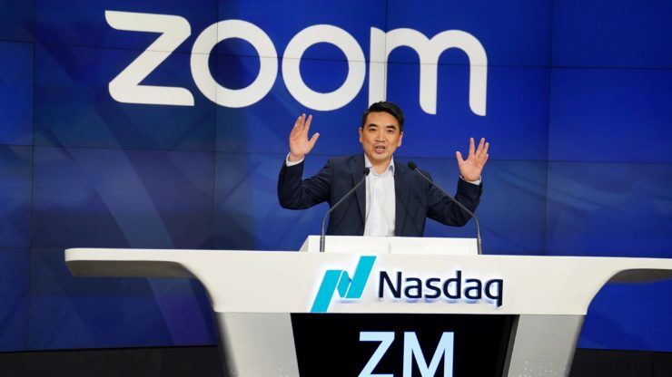 Zoom Stock Price Retreats From the Highs As Company Faces Accusations of Privacy Violations
