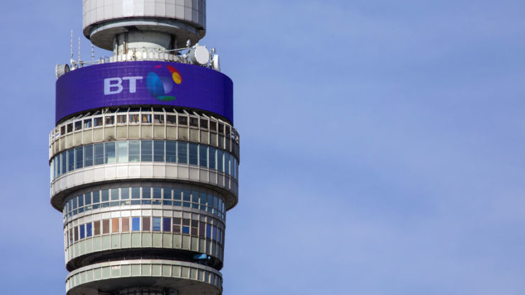 BT suspends dividend to cut costs and increase investment in the UK's full-fibre broadband network