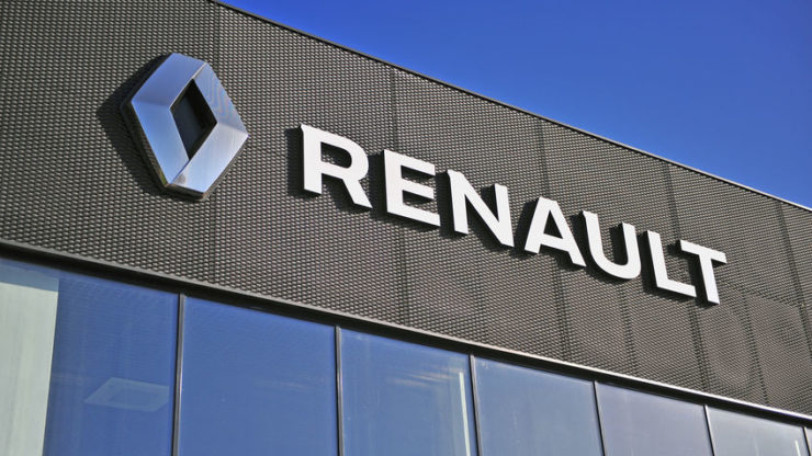 French finance minister says Renault's future is at stake without financial support