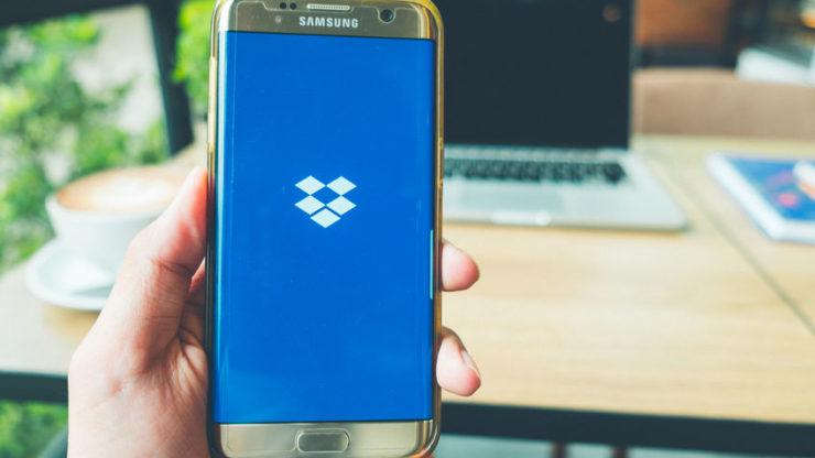 Dropbox stock price now up 13% on strong Q1 results