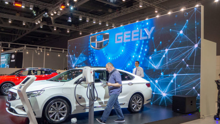 Geely to consider a broader partnership with Daimler
