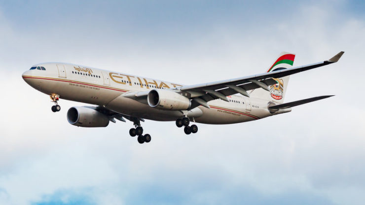 Etihad Airways to permanently ground Airbus A380s and lay off 1,200 employees