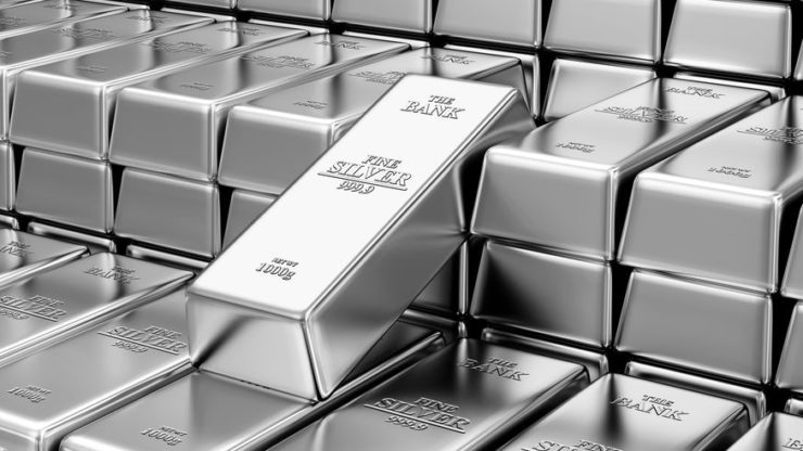 Silver continues to trade very cheaply relative to gold