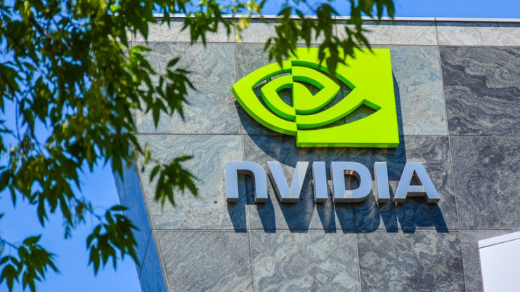 Nvidia tops analysts' estimates for earnings and revenue in the first quarter