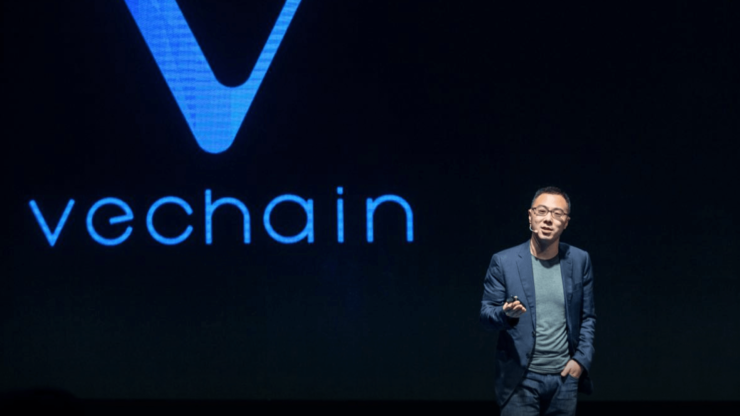 VeChain's new products increase adoption in Chinese Walmarts