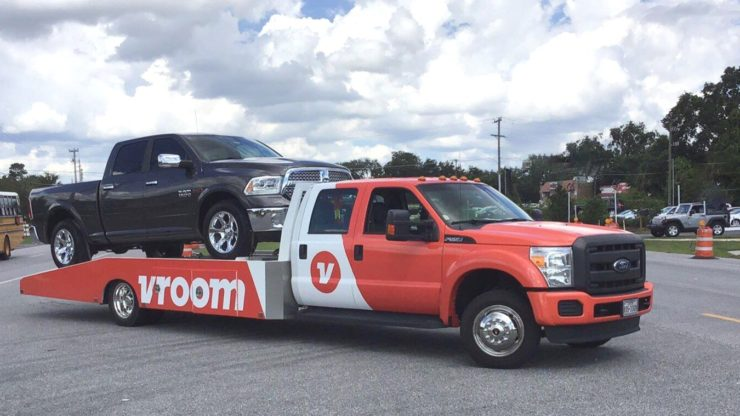 Vroom files for an initial public offering in the U.S after seven years of operations