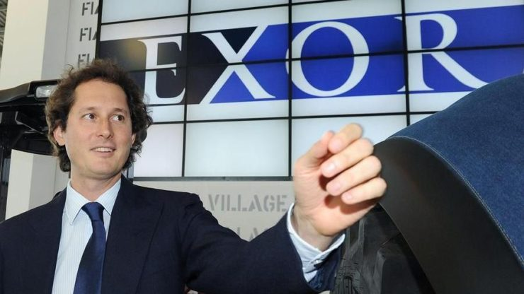 Exor stock price crashes 10% on the collapse of $9 billion reinsurance sale